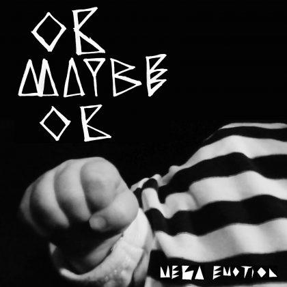 OK MAYBE OK Mega Emotion single cover art
